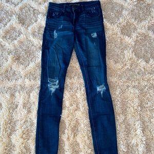 express size 2 jean leggings skinny jeans